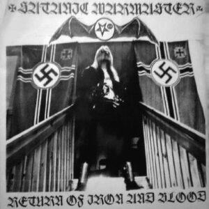 Photo du groupe finlandais Satanic Warmaster