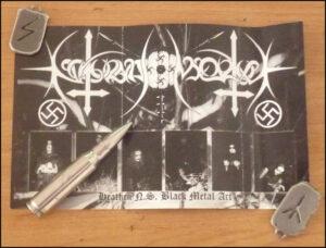 Poster du groupe Nokturnal Mortum