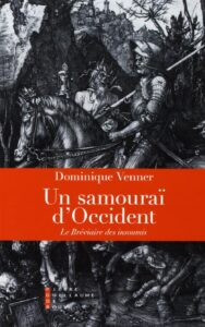 couverture de « samourai d'Occident », de DominiqueVenner
