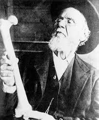 Andrew T. Still, fondateur de l'ostéopathie, tombe sur un os