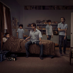 "Campagne de ""Save the Children"", au Mexique en 2012, photo. Ale Burset, agence Y&R."
