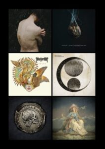 Illustration symboliques du metal